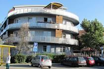Domov pro seniory na Rooseveltově ulici v Krnově. Ilustrační foto.