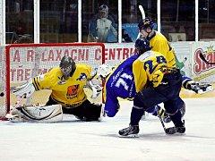 HK Hokej Šumperk 2003 - HK Krnov 4:3 sn