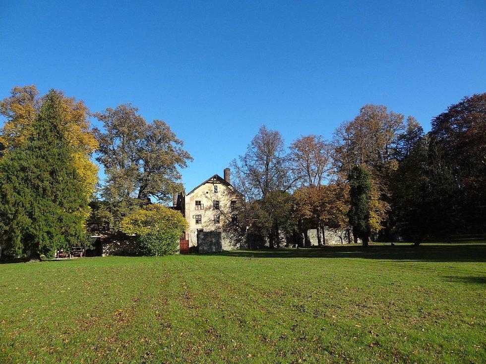 Jindřichov je krásné místo k životu ve všech ročních obdobích.