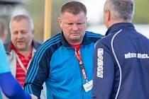 Petr Souček, trenér Břidličné