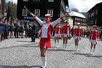 V Karlově Studánce patří zahájení lázeňské sezony k populárním událostem.