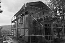Hrobka šlechtického rodu Keil von Eichenthurn dlouho jen chátrala, ale nakonec se dočkala rekonstrukce.