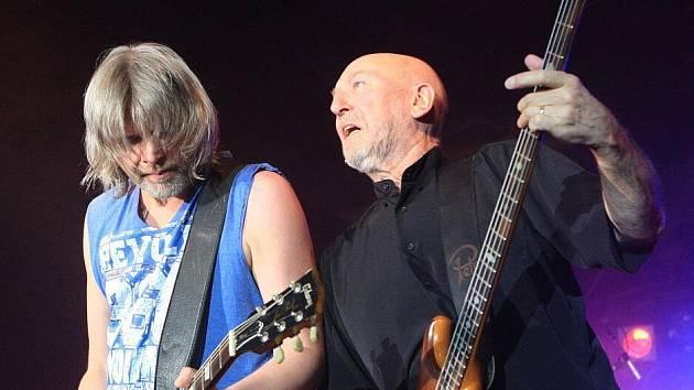 Legendární skotská rocková skupina Nazareth.