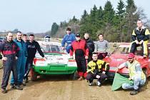 Rýmařovští autokrosaři odstartovali sezonu prvním závodem.