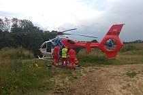 Záchranáři v pátek resuscitovali pacienty se selháním krevního oběhu na Bruntálsku a Opavsku.