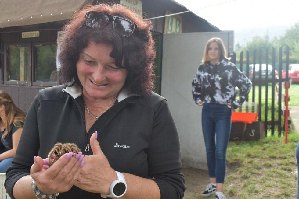 V září se ve Vrbně pod Pradědem koná tradiční chovatelská výstava.
