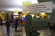 Přehlídka 70 mm filmu v Krnově.