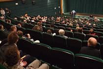 Krnovské kino bude hostit seminář.