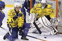 Krnovští hokejisté se rozloučili s domácími fanoušky sedmi góly do sítě Šternberka.