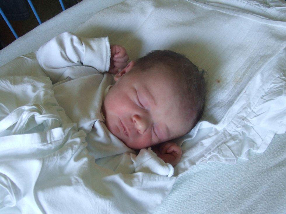 ANETKA GAJDOŠOVÁ, narozena 2.6.2008, Město Albrechtice, váha 3,3 kg, míra 49 cm, maminka Kamila Gajdošová, tatínek Milan Gajdoš.
