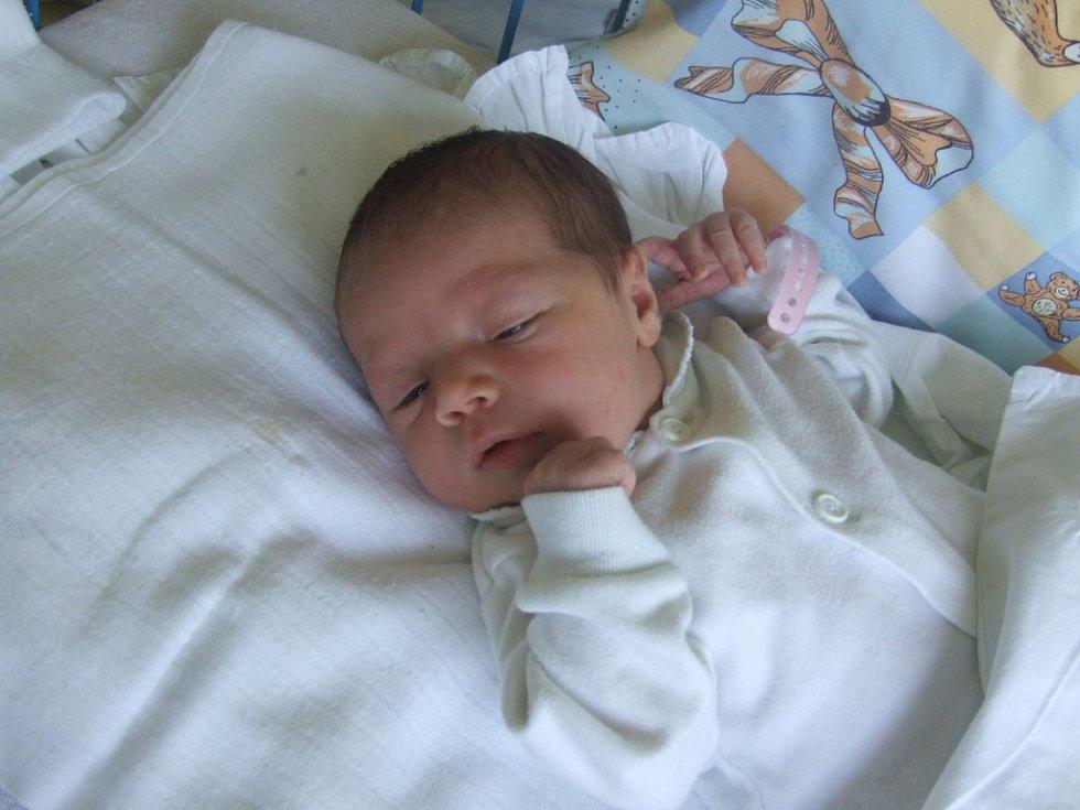 KRISTÝNA KOSTECKÁ, narozena 30.5.2008, Břidličná, váha 3,08 kg, míra 50 cm, maminka Ester Kostecká, tatínek Bohumil Juřík.