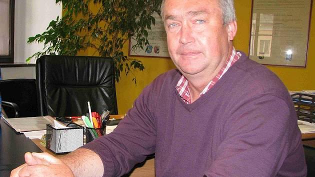 Rýmařovský starosta Petr Klouda.