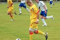 Jiskra Rýmařov podlehla Slezskému FC Opava žalostným výsledkem 6:1.