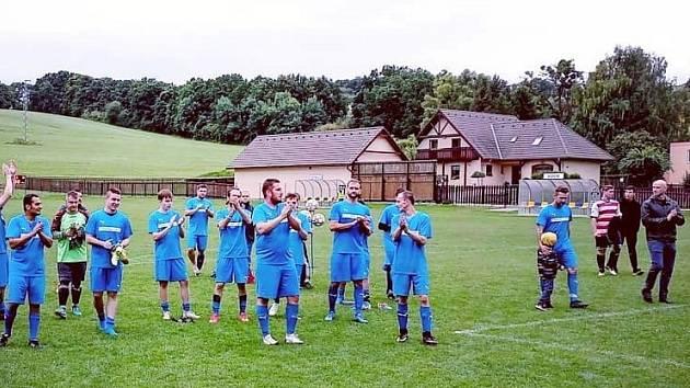 Fotbalisté Lichnova porazili Vrbno