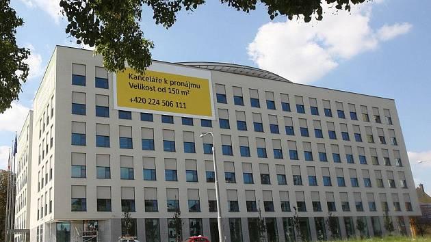 Nová kancelářská budova Nordica už má svého prvního nájemníka - společnost Okin Group ji obsadí ze čtyřiceti procent.