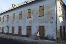 Bývalou vojenskou správu v Bruntále zabezpečila před zimou Vojenská ubytovací a stavební správa Brno.