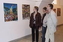 Obrazy Karla Gotta lákají po celé republice nejen jeho fanoušky, ale také zvědavce i odbornou veřejnost.