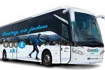 Sdružení cestovního ruchu Jeseníky zřídilo zájezdovou dopravu pro běžkaře.