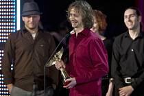 Dvě Ceny Anděl 2013 má skupina Bratři Orffové, získala ocenění pro skupinu roku a album roku.