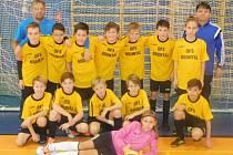 Výběr OFS Bruntál, fotbalisté do dvanácti let.