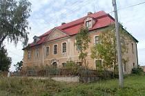 Zámek ve Slezských Pavlovicích
