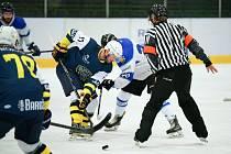 Na krnovské hokejisty čeká dvanáct soupeřů