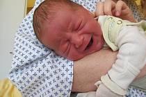 PATRIK JANČA, se narodil 21.září 2011, vážil 3740 gramů, měřil 51 centimetrů, maminkou je Jana Jančová, tatínkem je Roman Janča, Frýdek-Místek.