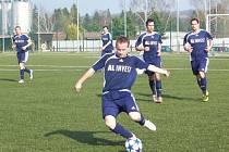 Fotbalisté bruntálského Slavoje si za víkend připsali dva remízové zápasy. V tom druhém uhráli nerozhodný výsledek 1:1 s Břidličnou také zásluhou proměněné penalty.