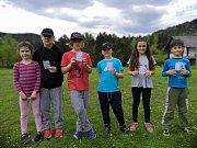 Krnovská organizace Duha Paprsek nabízí dětem zajímavý volnočasový program.