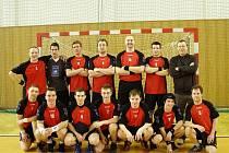 První jarní domácí utkání házenkáři Krnova vedení trenérem Aloisem Balnerem smolně o jednu branku prohráli.