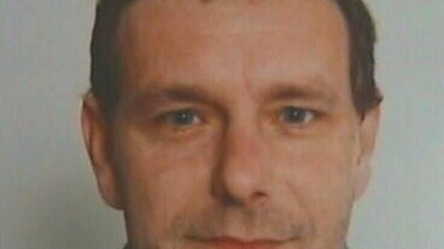Pohřešovaný Sergej Gajdoš.