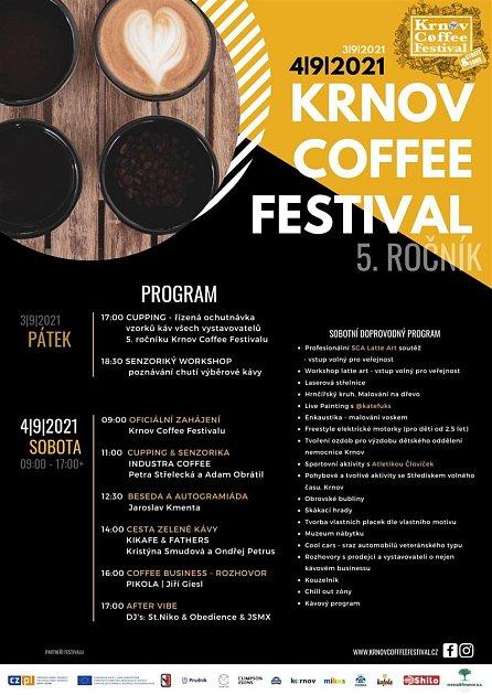Coffee festival Krnov 2021