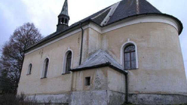 Opravy kostela musí pokračovat.