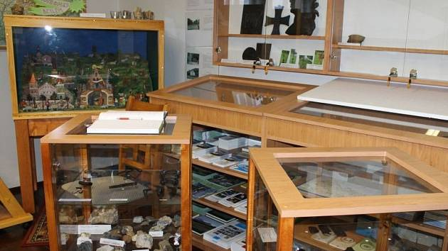 Muzeum v Ludvíkově je malé a útulné. Turisté najdou muzeum v budově obecního úřadu.