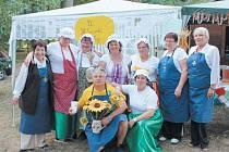 Hlinka vyslala na osoblažský gastrofestival hned dva soutěžní týmy. Ukázalo se, že v Hlince žijí skuteční mistři kuchařského oboru.
