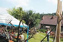 Muzeum vidlí v Lichnově.