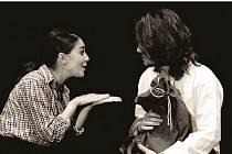 Hlavními hrdiny nového muzikálu rýmařovského Pradivadla podle novely Romeo, Julie a tma jsou dospívající student Pavel (Lukáš Adam) a židovská dívka Ester (Natálie Holíková).