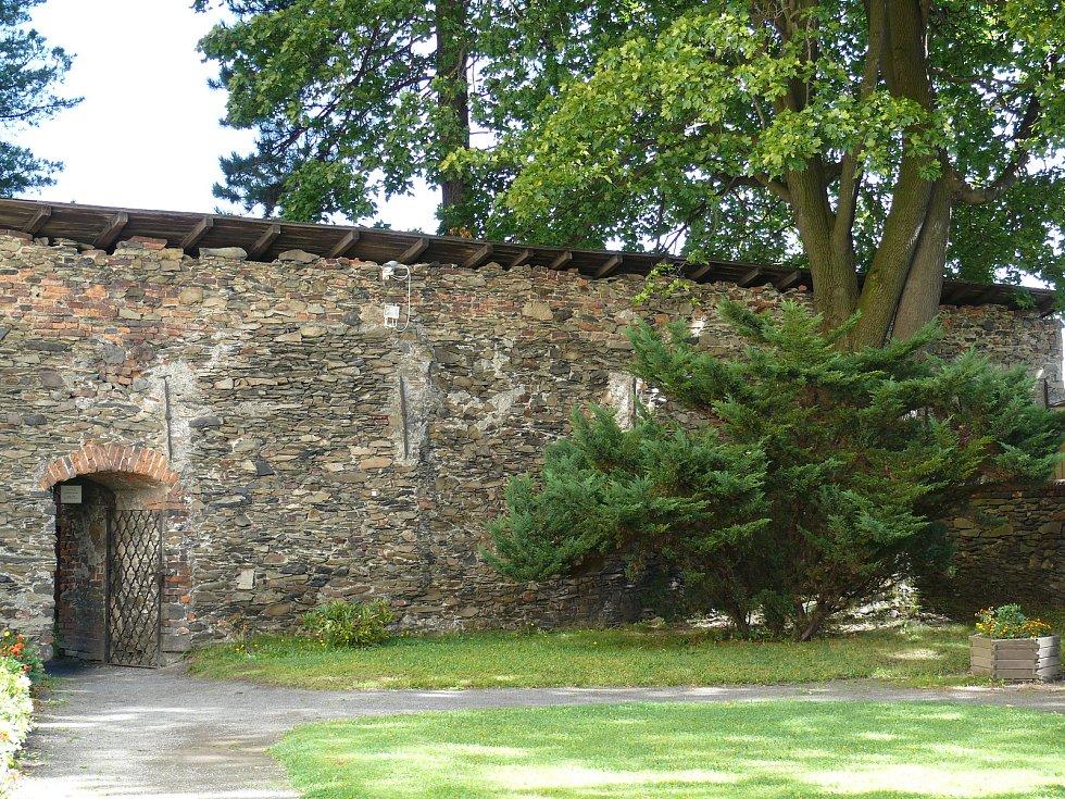 Zámek v Bruntálu