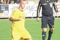 Kapitán Ondřej Bartoníček se se svým týmem mohl radovat z prvních tří bodů, cesta za nimi byla ale trnitá.