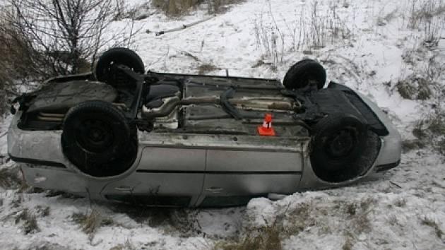 Nehoda u Valšova.