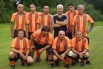 Stará garda Řecké obce Krnov se také zúčastnila turnaje ve slezskorudoltickém zámeckém areálu.