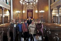 SONS zamířil do Krnovské synagogy.