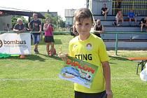 Ve Městě Albrechtice proběhl fotbalový tun