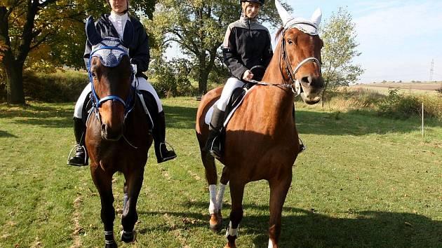 HIPOSTEZKY jsou oficiální trasy pro jezdce na koních, kterými chce kraj doplnit již existující síť značených stezek pro pěší turisty a cykloturisty.