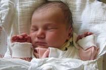 Rozálie Salabová, narozena 5.10.2010, váha 3,210kg, míra 51cm, Krnov. Maminka Kateřina Salabová, tatínek Jiří Salaba.