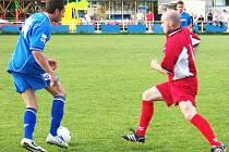 Fotbalisté Slavoje zažívají kritické jaro. V posledních čtyřech zápasech inkasovali dohromady třiadvacet gólů.