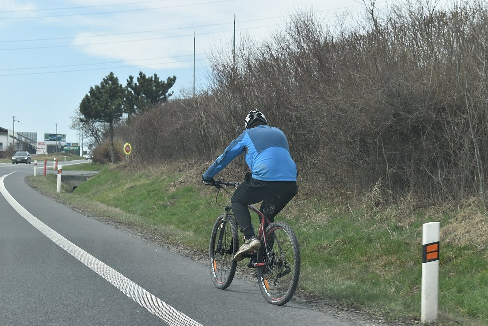 Podívejte se, jak si cyklisté v Jeseníkách a na Krnovsku užili krásný víkend.