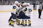 Hokejisté Krnova jsiou bez ledu