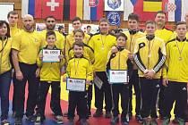 Krnovští borci patří k nejlepším nejen v republice, což dokázalii v Kladně na největším turnaji pořádaném v České republice.