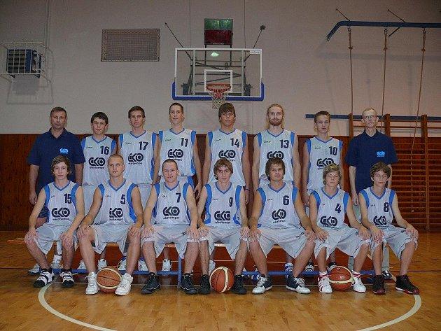 Krnovští basketbalisté